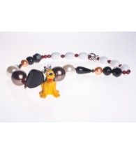 Fruity Rascal Pluto Pearls Necklace