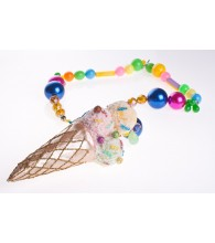 Ice Cream Overload Necklace