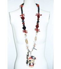 Kitt Katt Pirate Necklace
