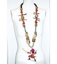 Fruity Rascal I've Hooked You! Necklace