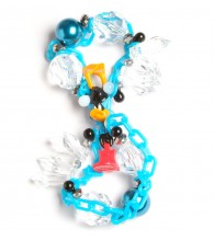 Daffy Duck Chain Bracelet