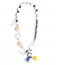 Porky Pig Chain Necklace